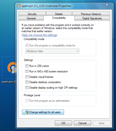 Download Openvpn Client For Windows